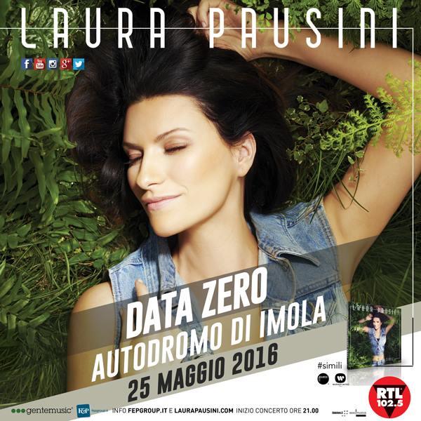 Pausini Tour