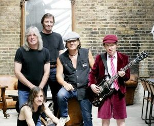 AC/DC in concerto a Udine