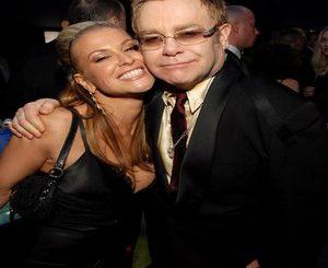 Anastacia e Elton John