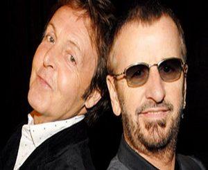 Beatles - Paul McCartney e Ringo Star