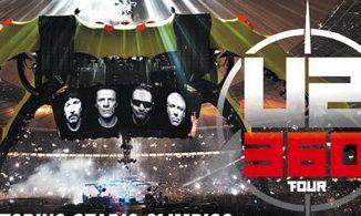 Concerto U2 Roma 2010