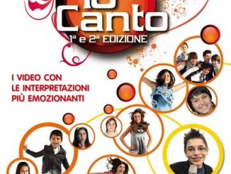 Io Canto DVD