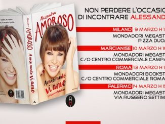 Il libro di Alessandra Amoroso