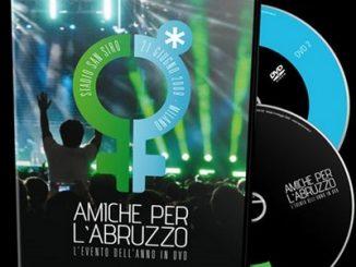 Dvd Amiche per l'Abruzzo
