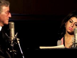 Amy Winehouse duetta con Tony Bennett