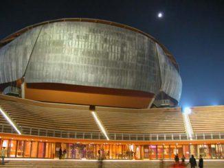 Auditorium Parco della musica- Roma