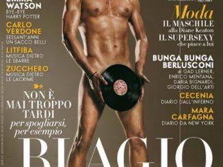 Biagio Antonacci nudo