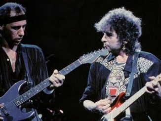 Bob Dylan e Mark Knopfler in concerto insieme