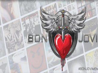 Bon Jovi - foto via Bon Jovi official Facebook