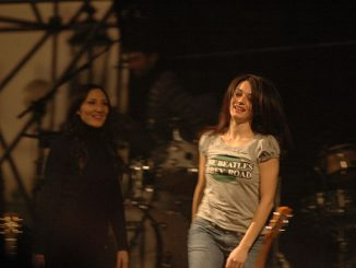 Carmen Consoli e Marina Rei
