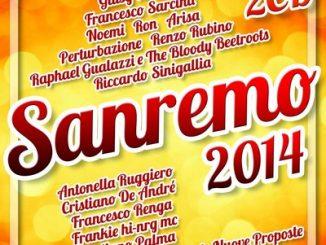 Doppio Cd Sanremo 2014 Compilation