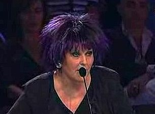 Claudia Mori a X Factor