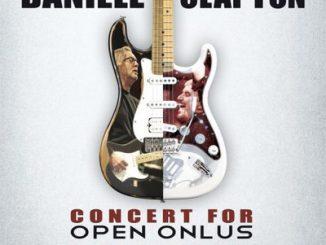Concerto di Eric Clapton e Pino Daniele