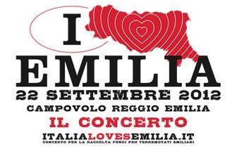Concerto I Love Emilia a Campovolo