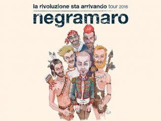 Tour Negramaro