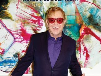 Wonderful Crazy Night di Elton John