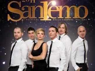 Emma e i Modà a Sanremo 2011