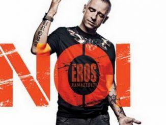 """Eros Ramazzotti: copertina di """"Noi"""""""