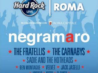 Hard Rock Live Roma 2014