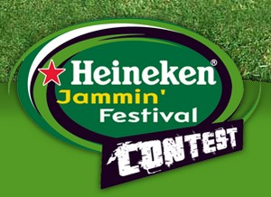Heineken Jammin' Festival Contest 2010