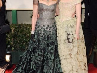 Madonna al Golden Globe
