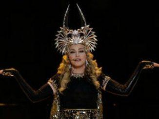 Madonna al Super Bowl 2012