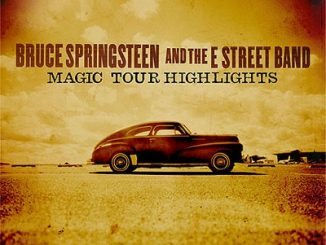 Copertina Magic Tour Highlights