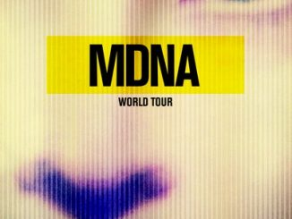 MDNA World Tour DVD