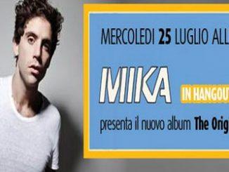 Mika su Google+ per presentare il nuovo album