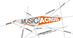 Music Across - logo