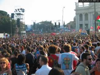 Concerto 1° maggio a Roma