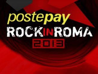 Rock in Roma 2013