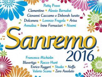 Compilation Sanremo 2016