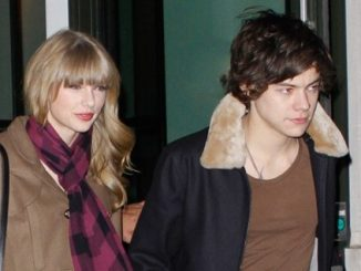 Taylor Swift e Harry Styles