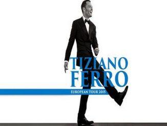 Tiziano Ferro - European Tour 2015