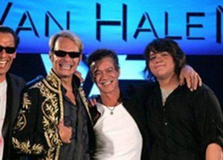 Van Halen in tour nel 2012
