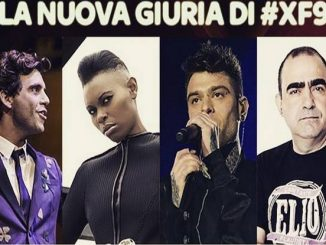 La nuova giuria di X Factor 9