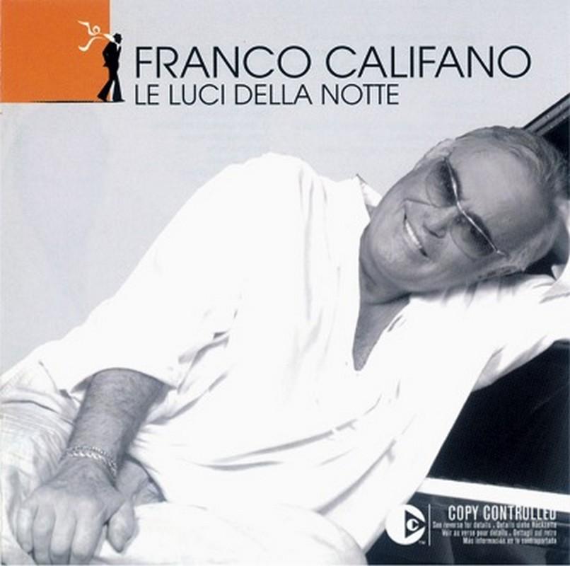FRANCO CALIFANO-LUCI DELLA NOTTE