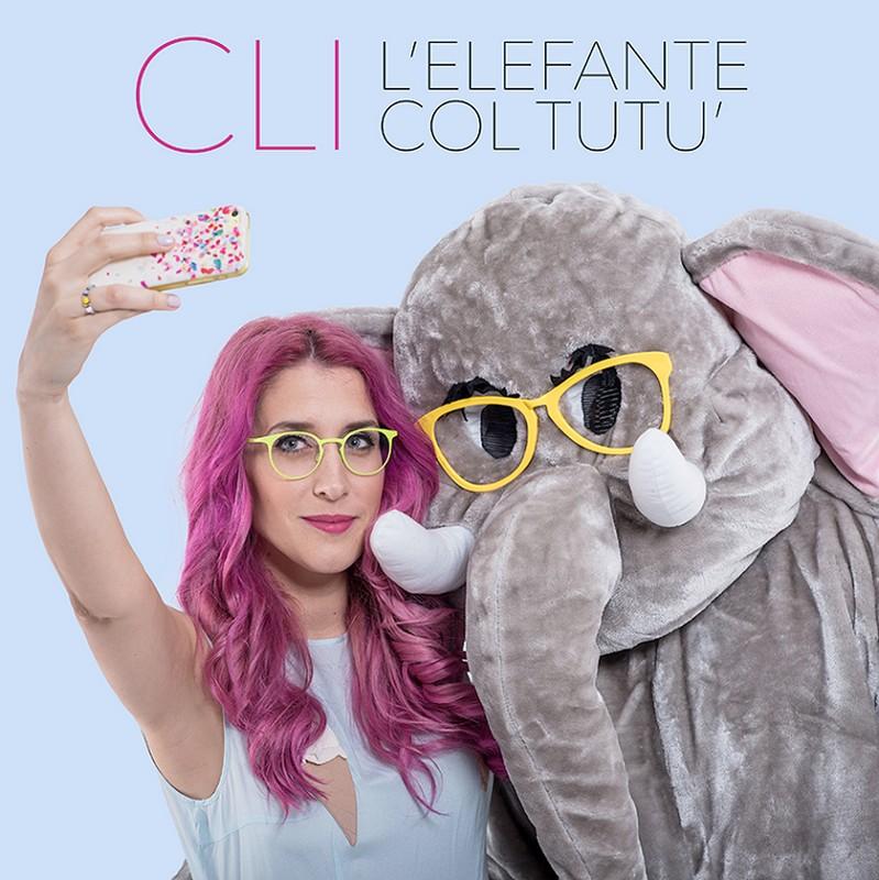 CLI-SINGOLO-L'ELEFANTE COL TUTU'