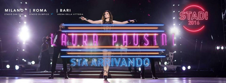 Laura Pausini Tour