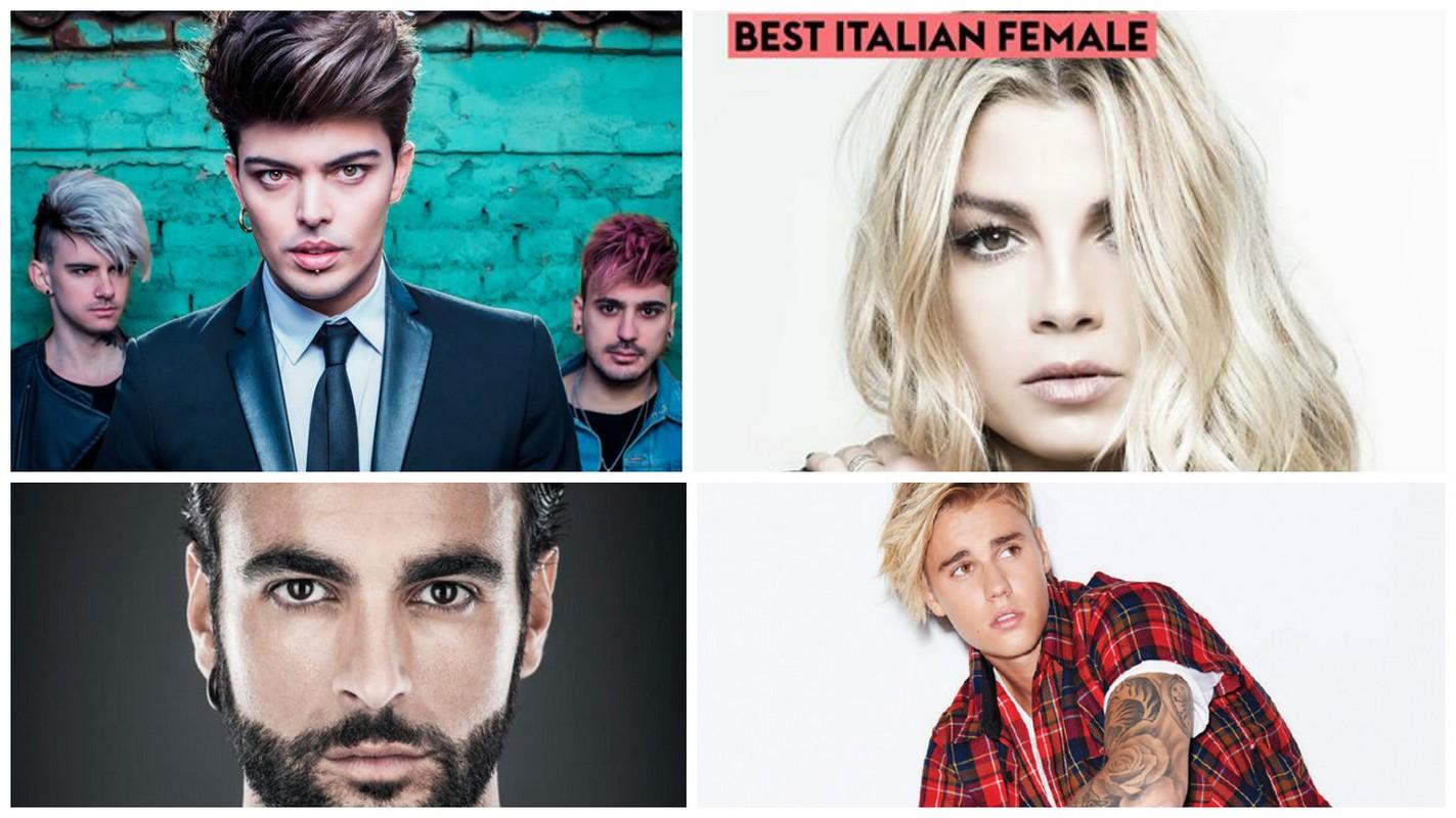 MTV AWARDS 21016