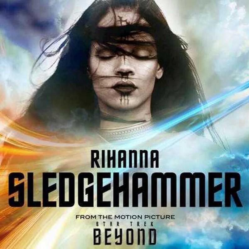 Rihanna-Sledgehammer