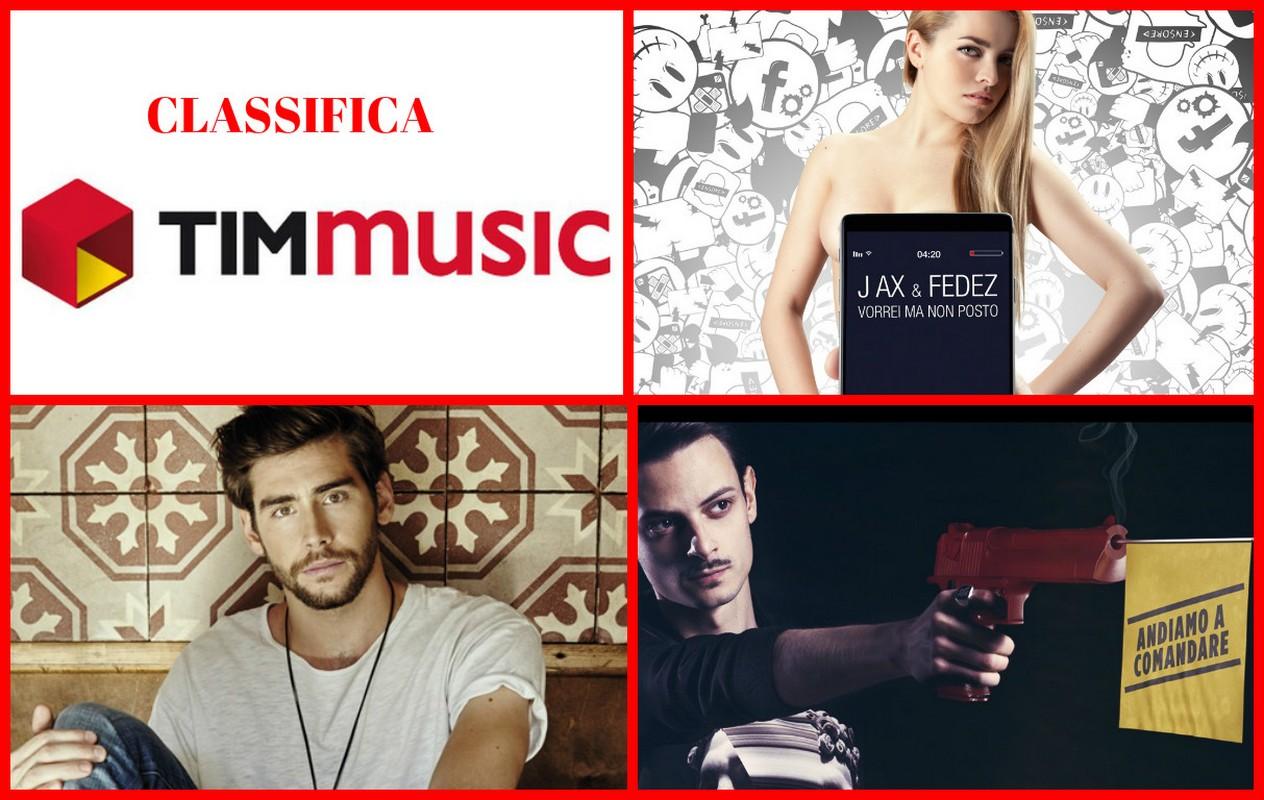CLASSIFICA TIM MUSIC