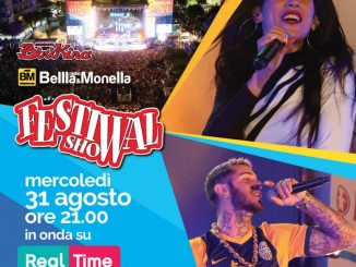 FESTIVAL SHOW REAL TIME 31 AGOSTO