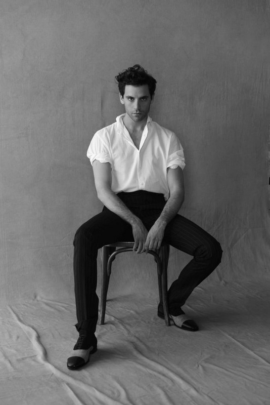 MIKa photo by Peter Lindbergh