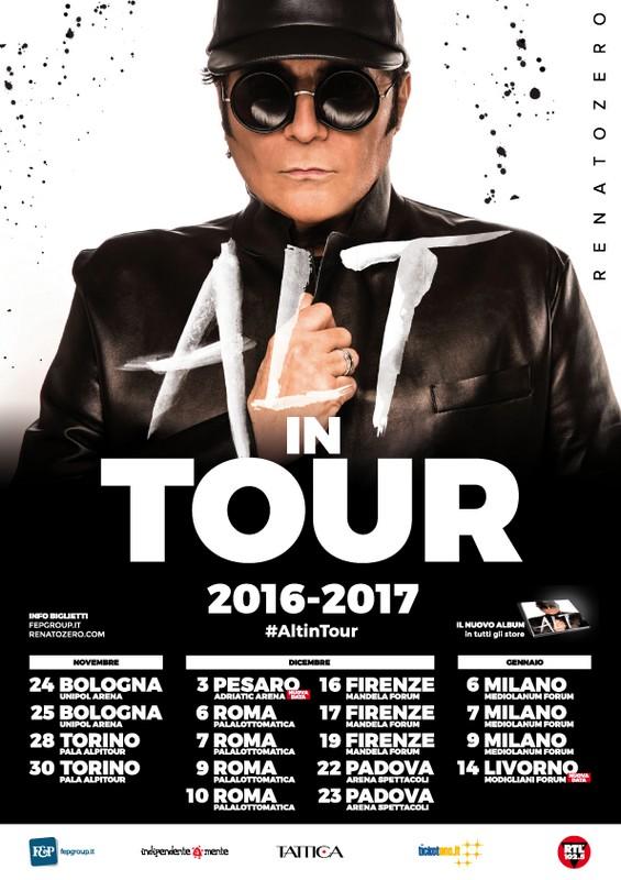 RENATO ZERO TOUR