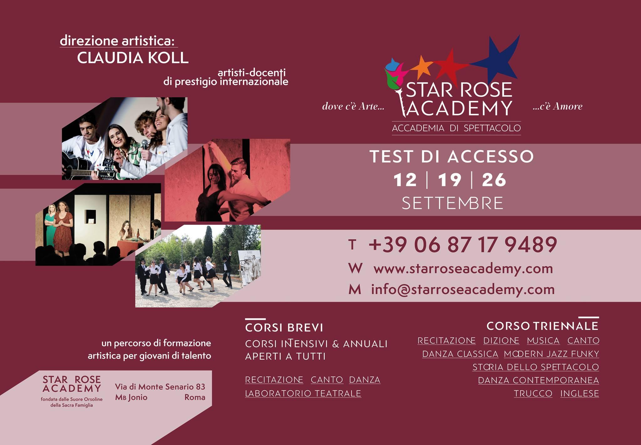 Star Rose Academy