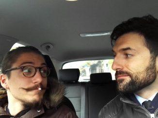 Riccardo Inge e Cranio Randagio