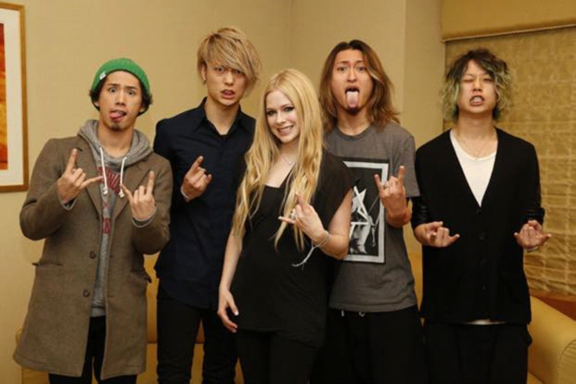 One Ok Rock- Avril Lavigne