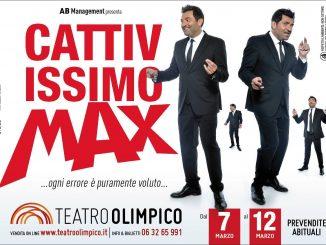 Max Giusti, Teatro Olimpico di Roma